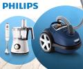 Скидка 15% по промокоду на технику Philips.