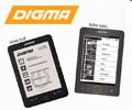 До 1500 экстрабонусов в подарок за электронные книги Digma.