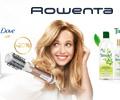Скидка 20% по уникальному промокоду на товары Rowenta категории красота и здоровье. Промокод указан на упаковке продукции Unilever.