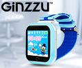 Скидка 20% по промокоду на смарт-часы GINZZU.