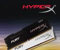 Скидка 10% на модули памяти Kingston по промокоду HYPERX.
