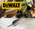 Скидка 10% на электроинструменты DeWALT по промокоду DW10.