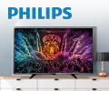 Скидка до 20% по промокоду TELEVISION на телевизоры Philips.