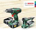 Скидка 10% по промокоду на инструменты Bosch для домашних мастеров.