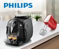Скидка до 30% по промокоду на кухонную технику Philips.
