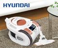 Скидка 20% по промокоду на пылесосы HYUNDAI.