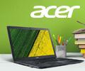 Скидки до 3000 рублей по промокоду на ноутбуки Acer.