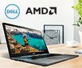 Экстрабонусы в размере до 3000 рублей за покупку ноутбуков Dell на базе процессоров AMD.
