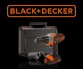 Скидка 10% по промокоду на электроинструменты Black&Decker.