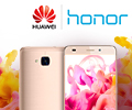 Скидка 1000 рублей по промокоду на смартфоны HUAWEI Honor 5С.