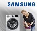 Сертификат Ситилинк до 3000 рублей в подарок за стиральную машину Samsung.