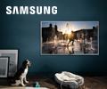 Скидки по промокоду до 20% на телевизоры на Samsung.