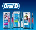 Суперцены на электрические зубные щетки Oral-B Vitality.