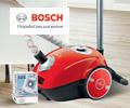 Упаковка пылесборников за 99 рублей при заказе с пылесосом Bosch.