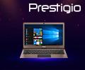 Скидка 10% по промокоду на ноутбуки Prestigio.