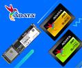 Скидка до 10% по промокоду на SSD-накопители ADATA.