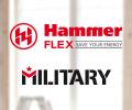 Скидка 20% по промокоду на электроинструмены Hammer и Military.