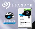 Скидка 7% по промокоду на жёсткие диски Seagate Skyhawk.