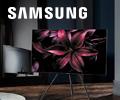 При покупке телевизора Samsung - карта Visa в подарок.