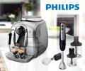Скидка до 30% по промокоду PHILIPS на технику Philips.