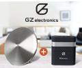 Внешний аккумулятор GZ electronics в подарок за покупку портативной колонки GZ ELECTRONICS.