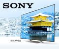 Скидка 10% по промокоду на телевизоры Sony.