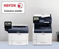 Экстрабонусы в размере 15% от цены за принтеры и МФУ XEROX.