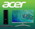 Экстрабонусы до 15% от цены за ПК и моноблоки Acer.