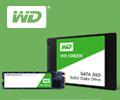 Экстрабонусы 5% от цены за SSD накопители WD.