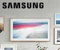 Дополнительная рамка для телевизоров из серии The Frame со скидкой 100% при заказе в комплекте с телевизором Samsung.