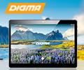 Скидки до 2000 рублей по промокоду на планшеты Digma.