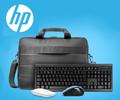 Скидка 20% по промокоду на аксессуары HP.