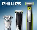 Скидка до 20% по промокоду на OneBlade и электробритвы Philips.