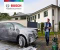 Скидка 10% по промокоду на минимойки и пылесосы Bosch.