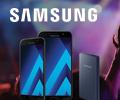 Внешний аккумулятор Samsung в подарок за смартфоны Samsung Galaxy A5 и A7.