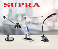 Экстрабонусы 15% от цены за светильники и прожекторы SUPRA.