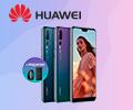 Купите смартфон Huawei P20 и получите внешний аккумулятор или фитнес-трекер Huawei в подарок.