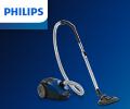 Скидки до 30% по промокоду на пылесосы Philips.