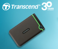До 350 экстрабонусов за внешние жесткие диски Transcend.