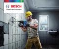 Скидка 10% по промокоду на электроинструменты и измерительную технику BOSCH.