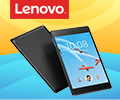 До 1500 экстрабонусов за планшеты Lenovo.