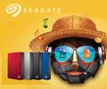 Cкидка 7% по промокоду на внешние жесткие диски Seagate.