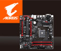 Скидки до 600 рублей при заказе материнской платы Gigabyte в комплекте с процессором AMD Ryzen.