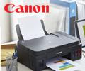 Карта VISA в подарок за струйные принтеры и МФУ Canon.