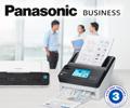 Скидка 10% на сканеры Panasonic.