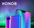 Рассрочка на 12 и 24 месяца на смартфоны Honor.