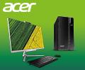 Экстрабонусы до 4000 рублей за компьютеры и моноблоки Acer.