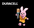 Скидка 40% на батарейки Duracell.