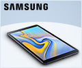 Экстрабонусы 10 % за покупку планшетов Samsung.