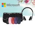 Скидка 20% по промокоду MS20 на аксессуары Microsoft.